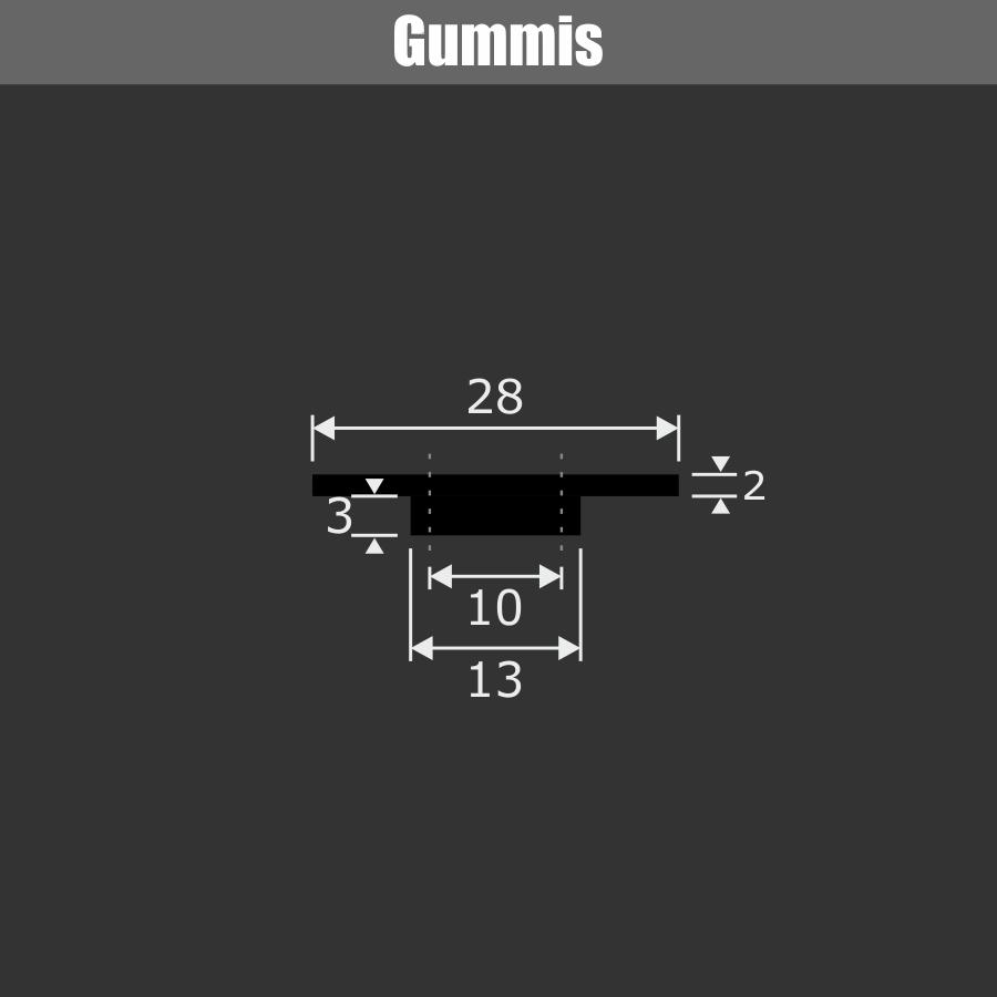 Punkthalter 30 mm Wandmontage