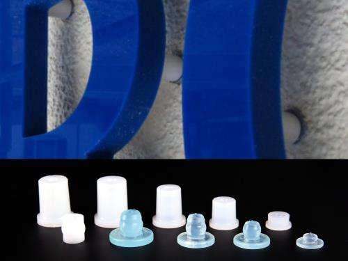distanzhalter montagehalter unsichtbare montage www. Black Bedroom Furniture Sets. Home Design Ideas