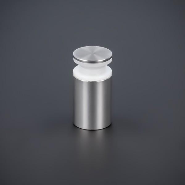 Halter zum Schrauben V2A Ø 15 mm WA 20 mm PS: 4-16 mm oder 2 x 2-8 mm