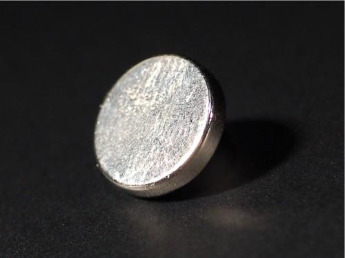 Scheiben-Magnete Neodym N42 Ø15 mm Stärke: 2 mm | Postermontage