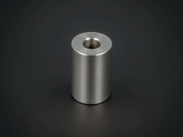 Distanzhülse Abstandshülse Edelstahl Ø 10 mm WA: 15 mm L-Ø: 5 mm   V2A