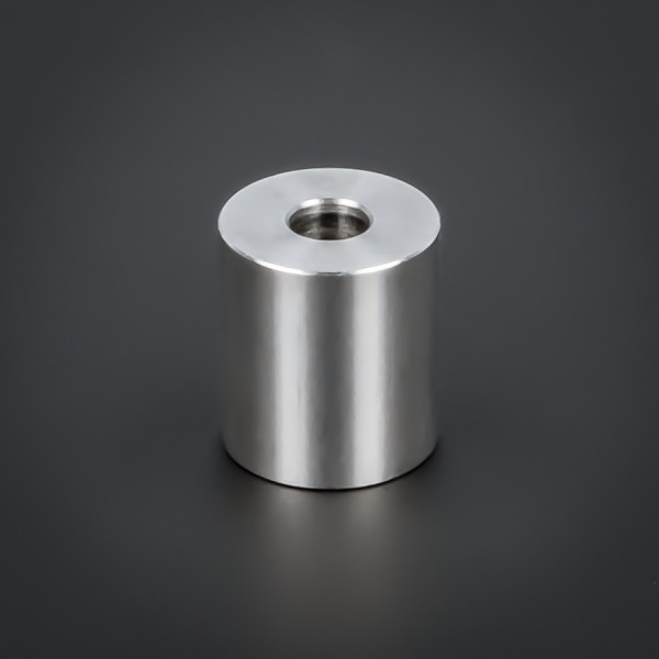 Distanzring M6 | Abstandshülse Edelstahl Ø 18x20 mm L-Ø: 6,5 mm | V2A