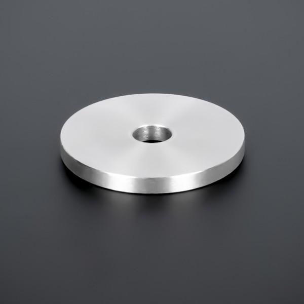 Distanzscheibe M10 Distanzhalter Edelstahl Ronde Ø50mm WA:5mm L:10,5mm