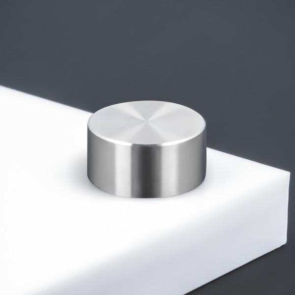 Schrauben Kappe Abdeckung Edelstahl für große Schrauben Ø25mm V2A