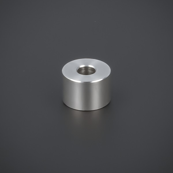 Distanz-Ring Distanzhülse Edelstahl Ø15x10 mm L-Ø:6,2 mm | V2A | M6