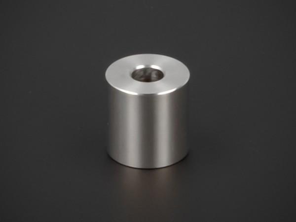 Distanzring Abstandsstück Edelstahl Ø15x15 mm L-Ø:5,5 mm | V2A